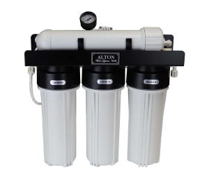 R150, 150 GPD RO water system for Aeroponics and hydroponics
